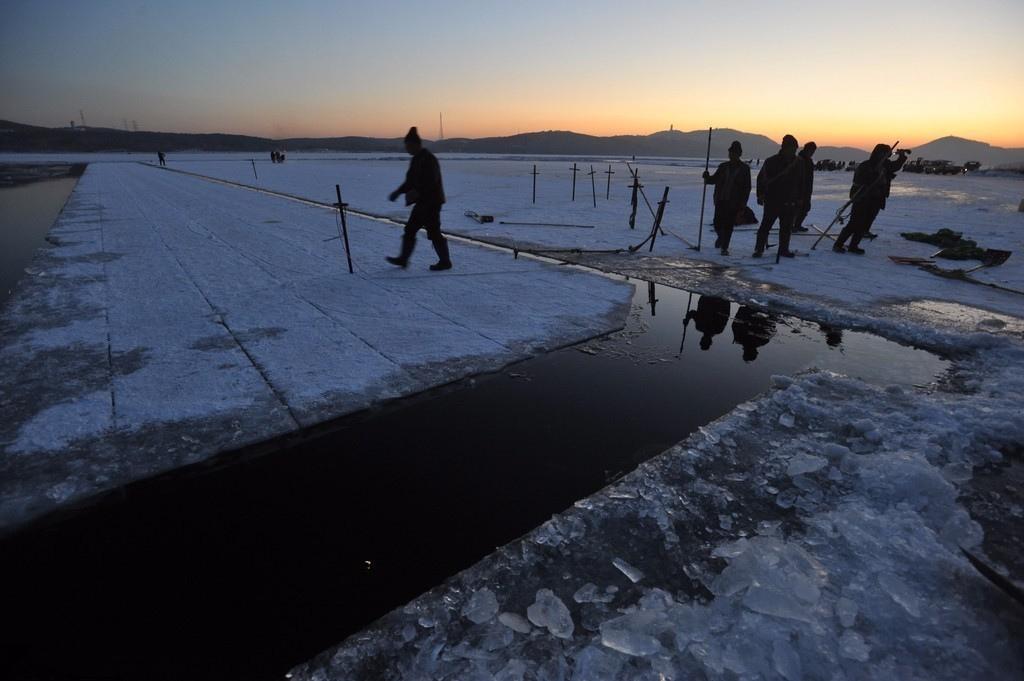 无锡太湖制冰厂